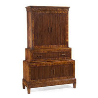 John Richard Furniture Medium Wood Cabinet