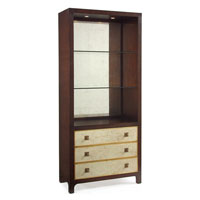 John Richard John Richard Furniture Cabinet in Medium Wood EUR-04-0162