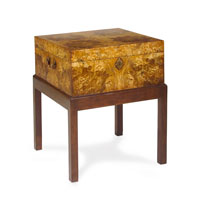 John Richard Box Accent Furniture in Medium Wood EUR-08-0015