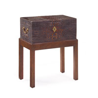 John Richard Box Accent Furniture in Medium Wood EUR-08-0019