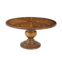 John Richard Villa Dining Table in Medium Wood EUR-10-0009