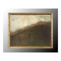 John Richard Abstract Wall Art - Print in Hand-Painted  GBG-0298