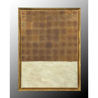 John Richard Abstract Wall Decor Giclees in Copper Honey GBG-0301