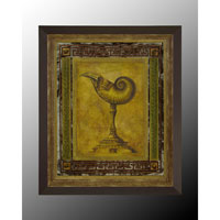 John Richard Architectural Wall Art - Print in Black and Gold  GBG-0362A