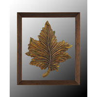 John Richard Other Wall Decor 3D Art in Autumn Leaf GBG-0366B