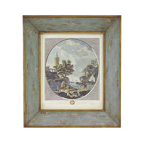 John Richard Landscape Wall Decor Giclees in Wood GBG-0542B