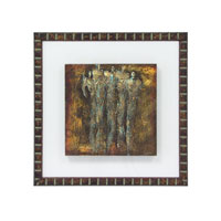 John Richard Figurative Wall Decor Giclees in Metalic Gold GBG-0548B