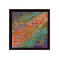 John Richard Abstract Wall Decor Giclees in Bronze GBG-0550C