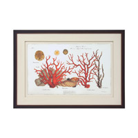 John Richard Coastal Wall Decor Giclees in Copper GBG-0591A