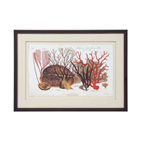 John Richard Coastal Wall Decor Giclees in Copper GBG-0591B