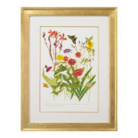 John Richard Botanical/Floral Wall Decor Oils And Original Art GBG-0655A