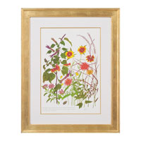 John Richard Botanical/Floral Wall Decor Oils And Original Art GBG-0655B