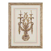 John Richard Florence De Dampierre Architectural Wall Decor GBG-0668A