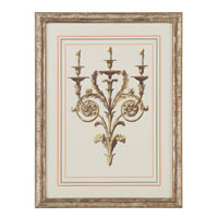 John Richard Florence De Dampierre Architectural Wall Decor GBG-0668B
