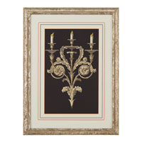 John Richard Florence De Dampierre Architectural Wall Decor GBG-0668D