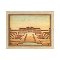John Richard Florence De Dampierre Architectural Wall Decor GBG-0673A