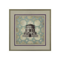 John Richard Florence De Dampierre Architectural Wall Decor GBG-0698C