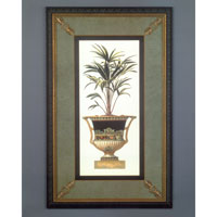 John Richard Botanical/Floral Wall Decor Open Edition Art in Hand-Colored GRF-3038B