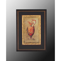John Richard Architectural Wall Decor Open Edition Art in Gold Leaf GRF-3571B
