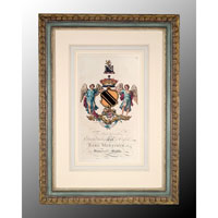 John Richard John Richard Prints  Decorative Items GRF-3787BKR