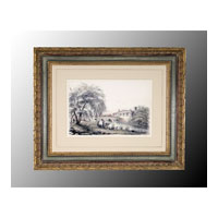 John Richard Landscape Wall Decor Open Edition Art GRF-3788CKR