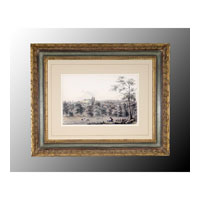 John Richard Landscape Wall Decor Open Edition Art GRF-3788DKR