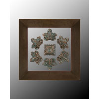 John Richard Other Wall Decor 3D Art in Hand-Finished GRF-3973A