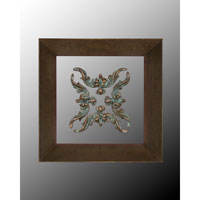 John Richard Other Wall Decor 3D Art in Hand-Finished GRF-3973C