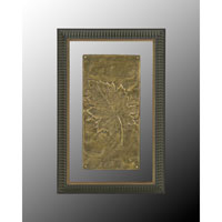 John Richard Shadowboxes Wall Decor 3D Art in Brass GRF-3998