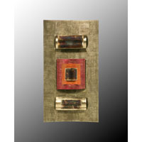 John Richard Other Wall Decor 3D Art in Hand-Finished GRF-4083