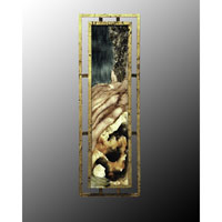 John Richard Panels Wall Decor 3D Art in Eggshell GRF-4164B