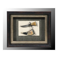 John Richard Shadowboxes Wall Decor 3D Art GRF-4200