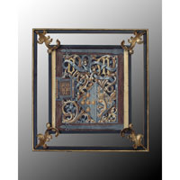 John Richard Architectural Wall Decor 3D Art in Hand-Colored GRF-4317B