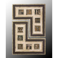 John Richard Architectural Wall Decor 3D Art GRF-4363