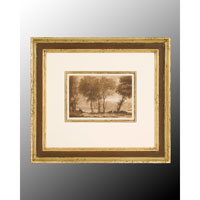 John Richard Landscape Wall Decor Open Edition Art in Sepia GRF-4397A