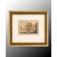 John Richard Landscape Wall Decor Open Edition Art in Sepia GRF-4397B