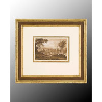 John Richard Landscape Wall Decor Open Edition Art in Sepia GRF-4397C