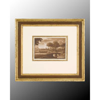 John Richard Landscape Wall Decor Open Edition Art in Sepia GRF-4397D