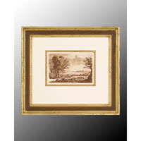 John Richard Landscape Wall Decor Open Edition Art in Sepia GRF-4397E