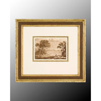 John Richard Landscape Wall Decor Open Edition Art in Sepia GRF-4397F