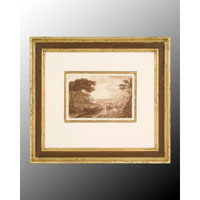 John Richard Landscape Wall Decor Open Edition Art in Sepia GRF-4397G