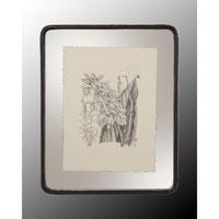 John Richard Botanical/Floral Wall Decor Open Edition Art in Black and Cream GRF-4400C photo thumbnail