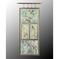 John Richard Panels Wall Decor 3D Art GRF-4426