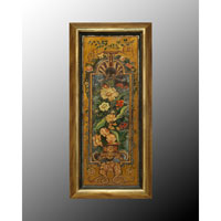 John Richard Botanical/Floral Wall Decor Open Edition Art in Hand-Painted GRF-4490A