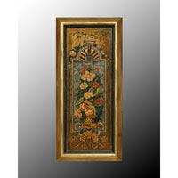 John Richard Botanical/Floral Wall Decor Open Edition Art in Hand-Painted GRF-4490B