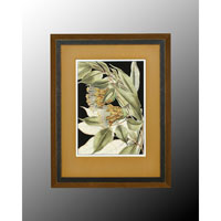 John Richard Botanical/Floral Wall Decor Open Edition Art in Hand-Colored GRF-4508C