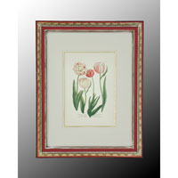 John Richard Botanical/Floral Wall Decor Open Edition Art GRF-4556A