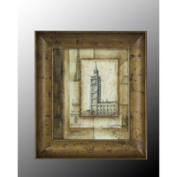 John Richard Architectural Wall Decor Open Edition Art GRF-4593C