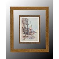 John Richard Architectural Wall Decor Open Edition Art in Watercolors GRF-4624D