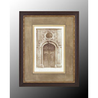 John Richard Architectural Wall Decor Open Edition Art GRF-4694A